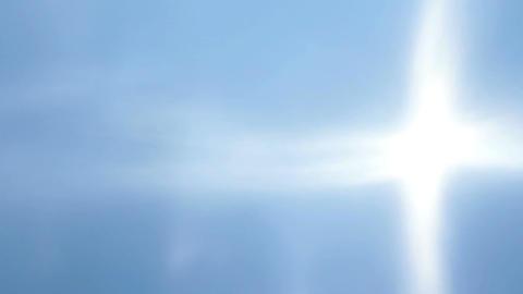 Sunlight Overlay Footage