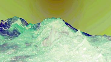 liquid ocean sea water lava magma,mountain orogeny &... Stock Video Footage