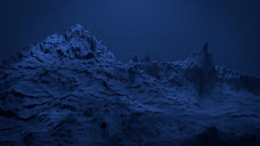 Blue liquid ocean sea water lava magma,spray waves &... Stock Video Footage