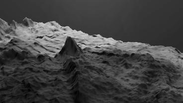 liquid ocean sea water lava magma,spray waves &... Stock Video Footage