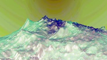 liquid ocean sea mud water lava magma,spray waves &... Stock Video Footage