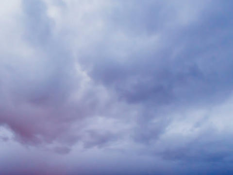 Clouds at dawn. Time Lapse Stock Video Footage