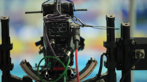 motion Camera Stock Video Footage