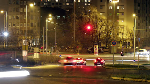 4 K Budapest Hungary Timelapse 20 Footage