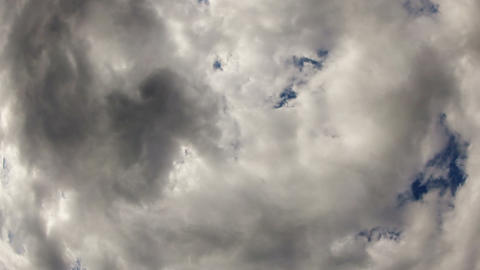 cloudy sky Footage