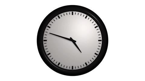 20 HD Timelapse Clock #01