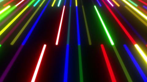 Neon tube W Mbf F S 1 HD Stock Video Footage