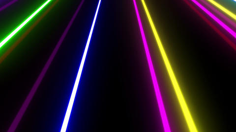 Neon tube W Mbm F L 1 HD Animation