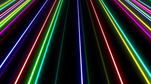 Neon tube W Msf F L 1 HD Stock Video Footage