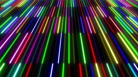 Neon tube W Msf F S 1 HD Stock Video Footage