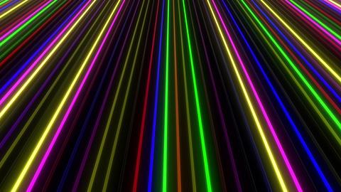 Neon tube W Msm F L 1 HD Stock Video Footage