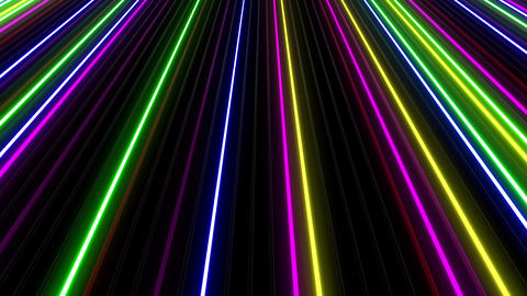 Neon tube W Msm F L 1 HD Animation