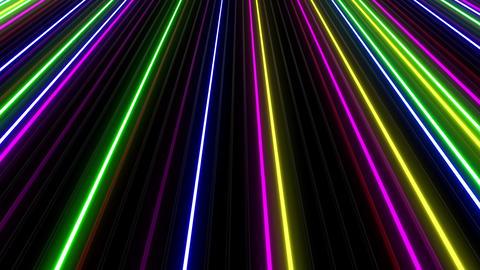 Neon tube W Msm F L 1 HD CG動画