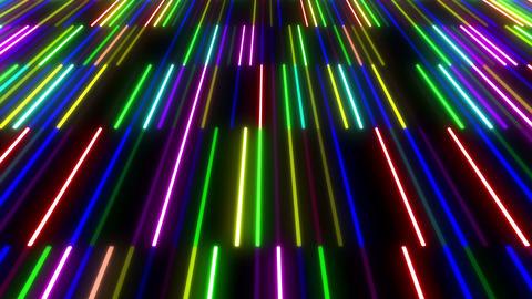 Neon tube W Msm F S 1 HD Stock Video Footage