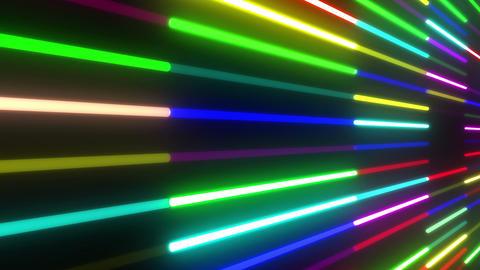 Neon tube W Nbf F S 1 HD Stock Video Footage