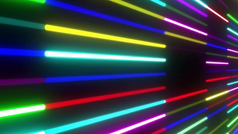 Neon tube W Nbm F S 1 HD Stock Video Footage