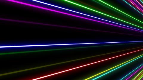 Neon tube W Nsf F L 1 HD Stock Video Footage