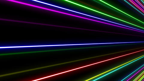 Neon tube W Nsf F L 1 HD CG動画