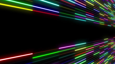 Neon tube W Nsf S S 1 HD Stock Video Footage