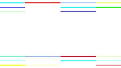 Neon tube W Ybf S S 3 HD Stock Video Footage