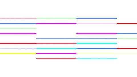 Neon tube W Ybm S S 3 HD Stock Video Footage