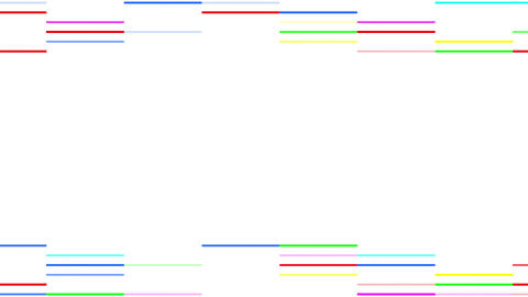 Neon tube W Ysm S S 3 HD Stock Video Footage