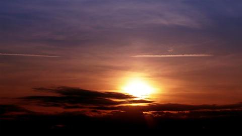sunset Footage