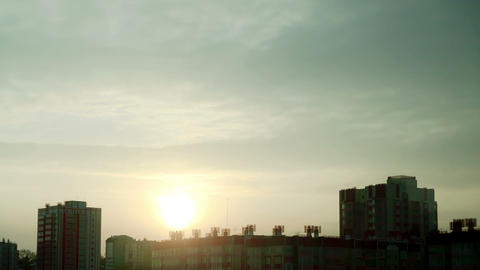 Day to Night, TimeLapse Stock Video Footage