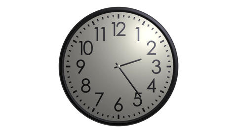 20 HD Timelapse Clock #02