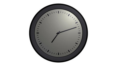 20 HD Timelapse Clock #02 1