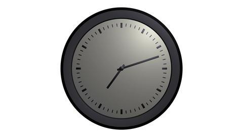 20 HD Timelapse Clock #02 1