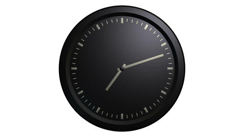 20 HD Timelapse Clock #02 2