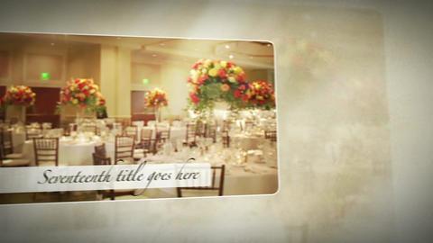 wedding 062 Plantilla de Apple Motion