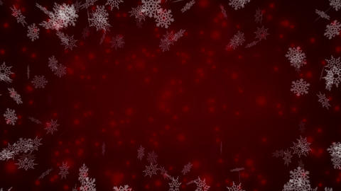 Merry christmas background Animation