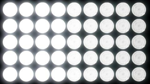 4 K Led Lights 3 Stock Video Footage