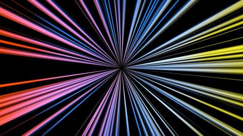FUNKY GLOSSINESS 003 vj loop Stock Video Footage