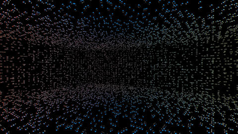 FUNKY GLOSSINESS 011 vj loop Animation