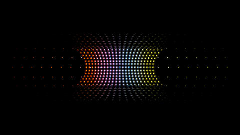 FUNKY GLOSSINESS 015 vj loop Animation