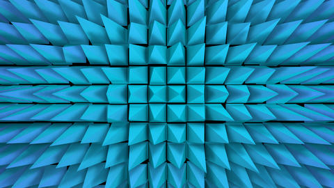 PYRAMIDS 001 vj loop Animation