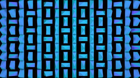 PYRAMIDS 001 vj loop Stock Video Footage