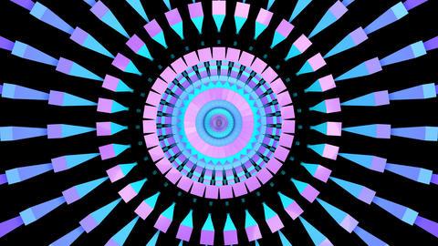 PYRAMIDS 015 vj loop Stock Video Footage