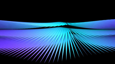 PYRAMIDS 018 vj loop Animation