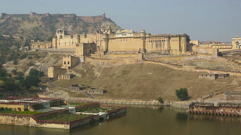 Amber fort Footage