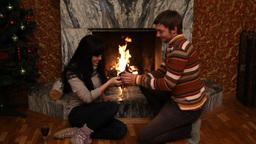 Christmas Proposal Footage