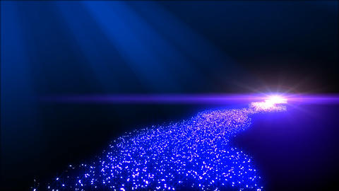 Shining Stars MWay E2 HD Stock Video Footage