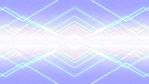 Box hypnotising Animation