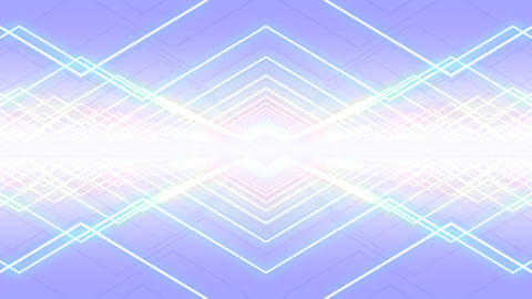 Box hypnotising Stock Video Footage