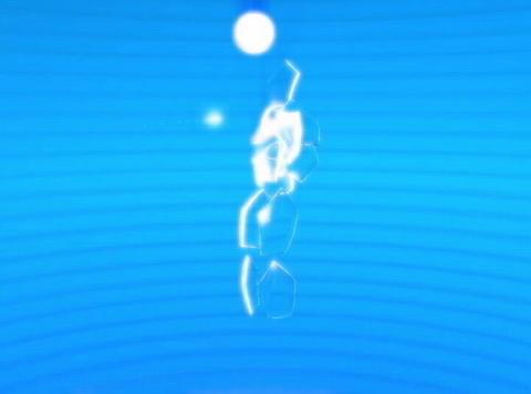 Sport futbol Animation