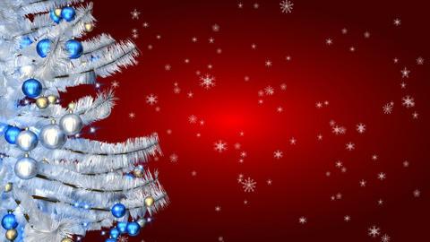 christmas tree 06 Stock Video Footage