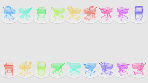 Shoppingcart Frame De HD Animation